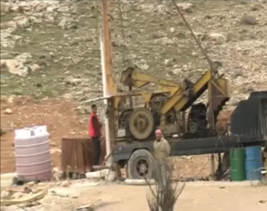 Authorities in Damascus bore new wells