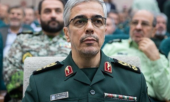 Iran calls U.S. leaders cruel and disloyal, says armed forces 'prepared'