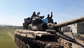 シリア陸軍は北浜のISISから別の町を解放する