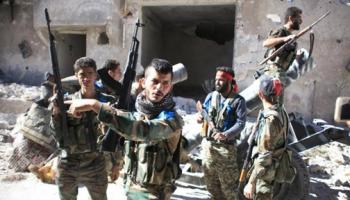 シリア陸軍のタイガー軍は、アブ・アル・ドホア航空基地捕獲後にISISと戦うために出発する